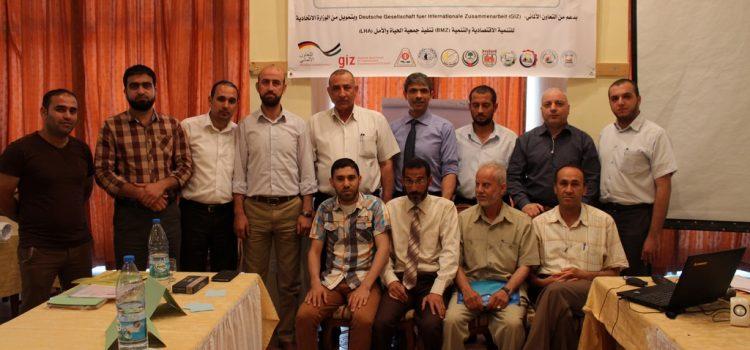 مشروع تعزيز المساءلة المجتمعية في الحكم المحلي (المرحلة الثانية)
